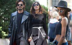 Milan Street Style Part2: FW Spring 2016