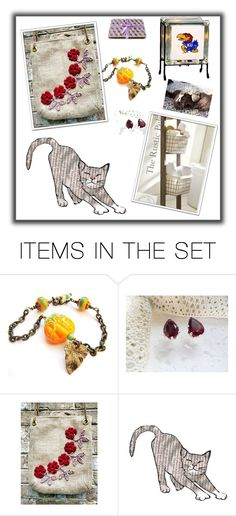 """""""Items I love on Etsy N°105"""" by creartebypatty ❤ liked on Polyvore featuring art"""