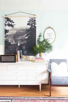 Make It: Easy and Affordable DIY Hanging Wall Art