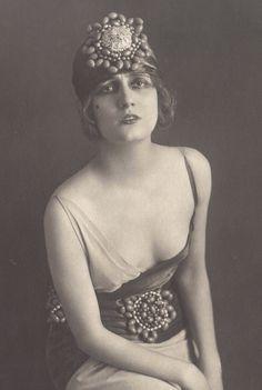 Anna Fouguez, circa 1920s