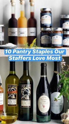 10 Pantry Staples Williams Sonoma Staffers Love Most Pan Sauce For Chicken, Tuna Fish Recipes, Roasted Ham, Aged Balsamic Vinegar, Virgin Oil, Canned Food Storage, Grilled Sausage, Area Restaurants, How To Gain Confidence