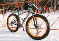 Fat Bike Awesomeness #fatbike #bicycle