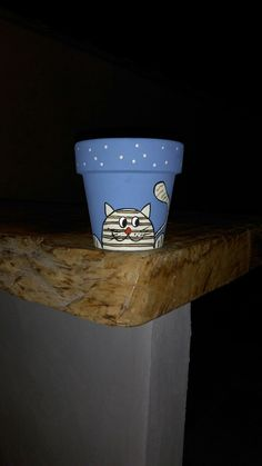 Vasinhos divertidos para suculentas by Cida Sales Arte Designer.