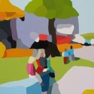 2012 Perpetual motion | Eva Breuer art dealer