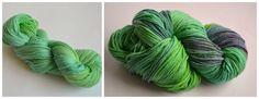 Crochet Dynamite: Dying for some new yarn!easter egg dye
