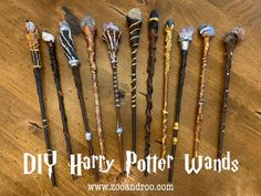 How To Throw an Epic Harry Potter Birthday Party - zoo & roo