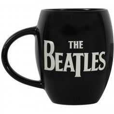 Beatles Drop T & Apple Coffee Mug
