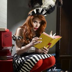 Paloma Faith - Apart from being talented, the girl is a great cook!  Check her out on Vevo Lift, she's amazing!