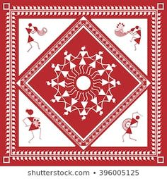 Find Indian Tribal Painting Warli Painting stock images in HD and millions of other royalty-free stock photos, illustrations and vectors in the Shutterstock collection. Worli Painting, Kerala Mural Painting, Peacock Painting, Fabric Painting, Madhubani Art, Madhubani Painting, Pottery Painting Designs, African Art Paintings, Indian Folk Art