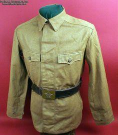 soviet millitary jacket - Google Search