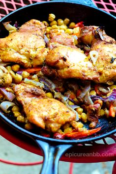 Peruvian Roasted Chicken or Pollo ala Brasa incredibly flavorful chicken.