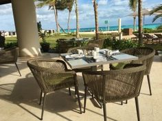 Review of the food and drinks at all-inclusive resort Hyatt Ziva Cancun