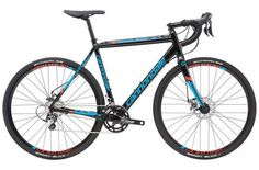 Buy Cannondale CAADX Tiagra Disc 2016 Cyclocross Bike BIKE from £799.99. Price Match + Free Click & Collect & home delivery.