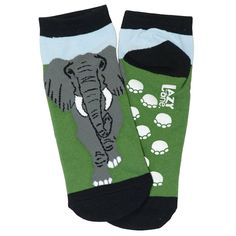 Elephant Slipper Socks by LazyOne >>> Discover this special product, click the image : Women's Shoes