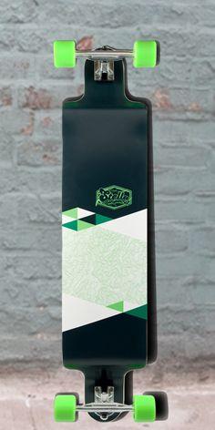 Longboards USA - Longboard Stella drop down Lowrider Topograph inch… Downhill Longboard, Longboard Shop, Longboard Design, Longboard Decks, Skateboard Decks, Skateboard Images, Mobiles, Surfer Style, Cool Skateboards