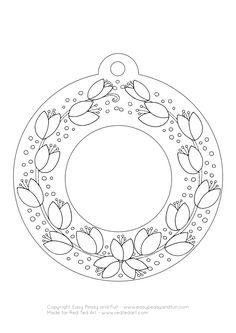 Spring Art, Camping Crafts, Decorative Plates, Mandala, Anniversary, Letters, Templates, Artwork, Cards
