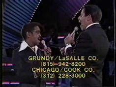 Sammy Davis & Jerry Lewis sing Rockabye Your Baby