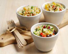 Mango Quinoa Salad as seen on CTV | Eat Well
