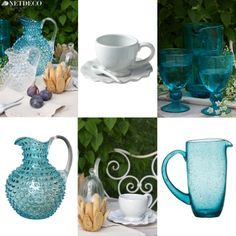 A selection of pretty tableware - NetDeco.co.uk