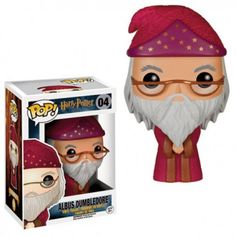 Figurine Pop! Harry Potter Albus Dumbledore 9 cm