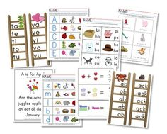 K-4 Curriculum Download $10. For 4-5 years old, not yet in kindergarten. 34 weeks and several added printables. Includes: Beginning Math, reading, recognition, letter worksheets, beginning sounds, sight words, skip counting, spelling, review games, and more.