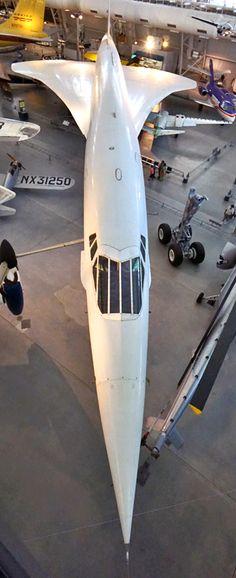 Udvar-Hazy Center  Concorde