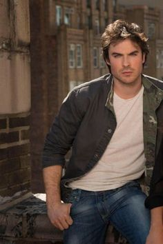 My Ian Somerhalder The Vampire Diaries, Damon Salvatore Vampire Diaries, Ian Somerhalder Vampire Diaries, Vampire Diaries The Originals, Nikki Reed, Ian And Nikki, Nina Dobrev, Teen Wolf, Daimon Salvatore