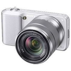 Sony Alpha NEX-3 is a great little camera!