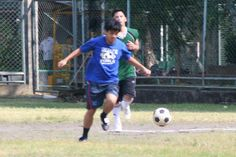 A Good pic of me playing Football (FINALLY!!!) Picture c/o of Monet Munoz Soccer Ball, Monet, Football, Play, Sports, Pictures, Futbol, Hs Sports, American Football