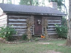 Cabin Fever, Log Cabins, Rustic Charm, Colonial, Fall Decor, Country, Style, Wood, Cabins