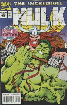 Incredible Hulk # 422 by Gary Frank & Cam Smith
