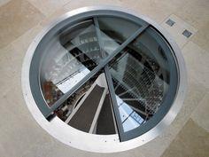 Spiral Stair Wine Cellar!!
