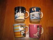 <3 Mugs, Tableware, Products, Dinnerware, Tumblers, Tablewares, Mug, Dishes, Place Settings