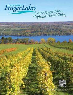 2012 FINGER LAKES TRAVEL GUIDE