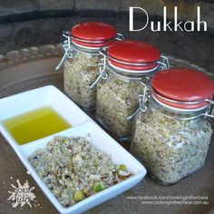 Dukkah is a great Christmas gift - Thermomix Recipe - Cooking in the Choas