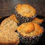 Gluten Free Vegan Banana Nut Muffins