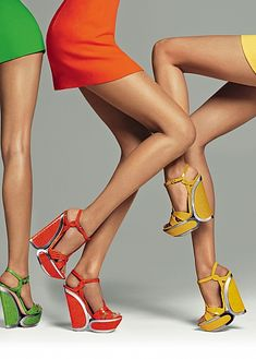 CASADEI COLECCIÓN PRIMAVERA-VERANO | @ shoes ( wedges 1 )