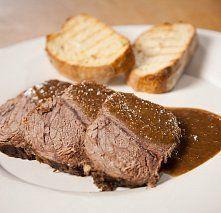 Emanuele Ridi - Stracotto alla fiorentina Steak, Cooking Recipes, Beef, Food, Meat, Chef Recipes, Essen, Steaks, Eten