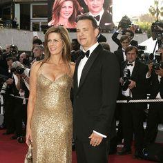 Pin for Later: Retour Sur Les Moments Les Plus Glamour du Festival de Cannes  Tom Hanks et Rita Wilson en 2004.