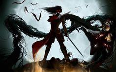 Alucard - Hellsing wallpaper