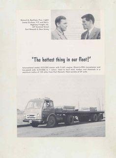 1956 International VCO205 Truck Small Brochure wv9304 | Collectibles, Transportation, Trucks | eBay!
