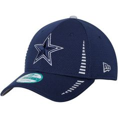 new arrival 42312 bb712 Cowboys New Era Speed Training Mesh 9FORTY Adjustable Hat - Navy. Dallas  Cowboys HatsSpeed ...