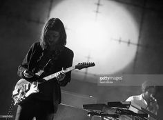 Musician Dominic Simper of Tame Impala performs onstage during day 1 of the 2015 Coachella Valley Music & Arts Festival (Weekend 1) at The Empire Polo Club on April 10, 2015 in Indio, California.