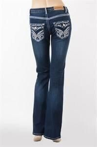 Embellished cowgirl boot cut jeans – Embellished Cowgirl Boutique