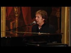 Paul McCartney - Hey Jude - In Performance At The White House