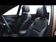 Ford Kuga Premium Leather - Add a touch of luxury to your interior seating Car Seats, Ford, Touch, Ads, Luxury, Interior, Youtube, Leather, Indoor