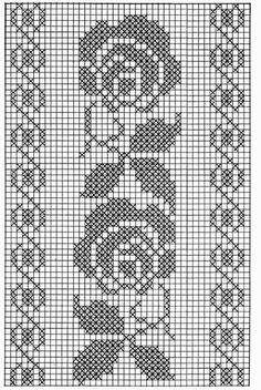 Crochet - table runner - table runner incredibly large number of napkins with circuit diagramsInsanely large number of napkins with schemes ! A dream Crochet Patterns Beginner Easy - Expert Stitches Crochet Bookmark Pattern, Crochet Bookmarks, Crochet Chart, Thread Crochet, Crochet Motif, Crochet Stitches, Embroidery Patterns, Cross Stitch Patterns, Quilt Patterns