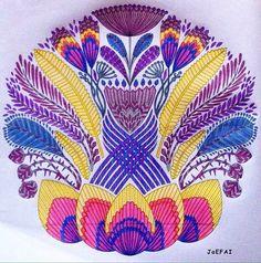 เสร็จแล้ว ชิวๆ กับสีแปลกๆ ที่ไม่ค่อยได้ใช้ Wild Savannah17/1 Thai Version (Raffine Marco 7100-72 PC) #16-17Sep2016 #JaEFAI #WildSavannah #MillieMarotta #ThaiVersion #RaffineMarcoFineArt7100-72Colours #MarcoMetallic5101-12Colours #DerwentInktense2301843-72Colours #MonamiPlusPen3000-30Colours #BabiMildOil/SweetyPinkPlus #Vaseline/IntensiveCare #Drawing #Painting #ColoringBook #ColoringForAdults #PrintablePage #Pencil #Eraser #Ruler #Stumps #PaintBrush #Sharpener #Cutter #PencilLead