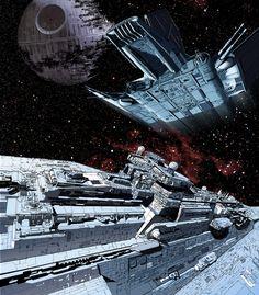 Star wars! by ashasylum