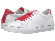 Gold & Gravy Uptown (White/Red) Men's Shoes